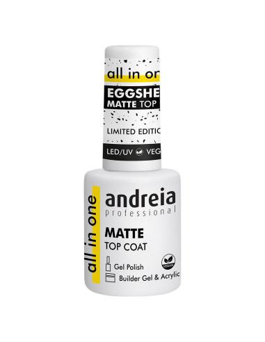 Top Coat Matte Eggshell All in One - Andreia | Andreia Higicol