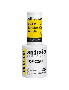 All in One Top Coat Andreia 10.5ml   Andreia Higicol
