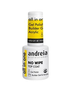 All in One No Wipe Top Coat Andreia 10.5ml   Andreia Higicol