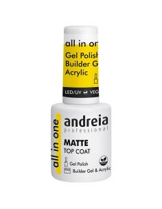All in One Top Coat Matte Andreia 10.5ml   Andreia Higicol