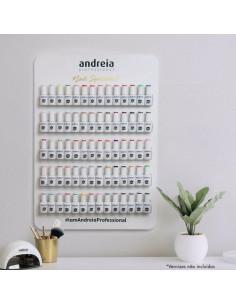 Pro Wall Display Andreia Profissional Expositor 70 frascos | Andreia Higicol