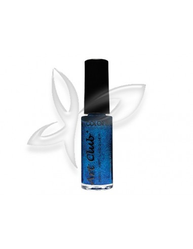 Azul 7,5ml Verniz Nail Art