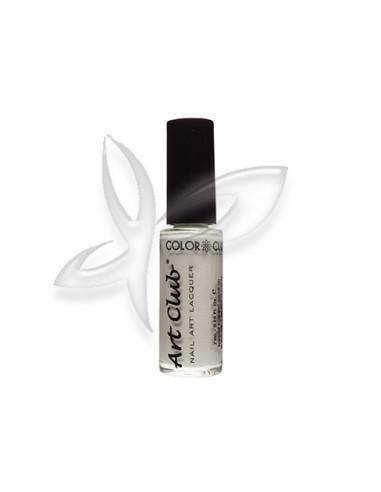 Branco 7,5ml Verniz Nail Art