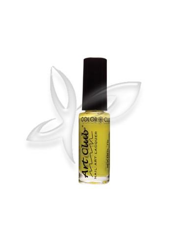 Amarelo 7,5ml Verniz Nail Art