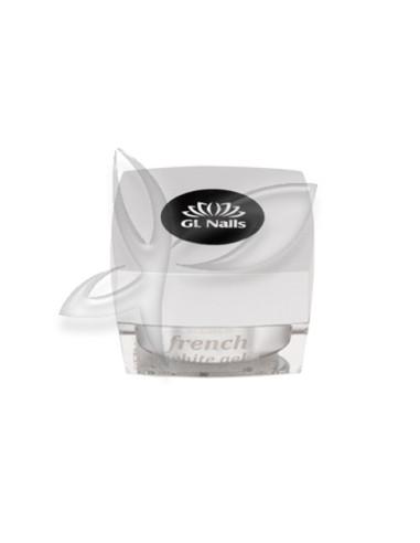 French White Gel 15ml GelUV
