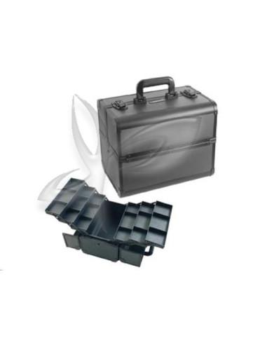 Mala de Alumínio Preta 36 X 24 X 29,5 Malas e Trolleys