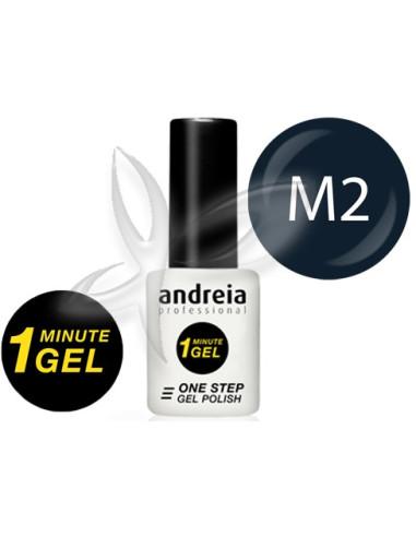 Verniz Gel 1 Minute M2  Verniz Gel 1 Minute  Andreia Higicol