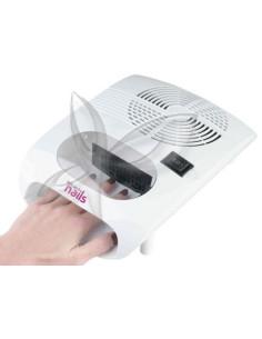 Secador de Verniz c/ ventilação quente Catalisador Led Unhas | Lampadas UV
