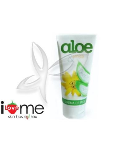 Creme de Pés Aloe & Arnica 100ml I LOVE ME