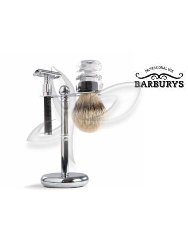 Suporte de Pincel Barburys Desc Barbeiro