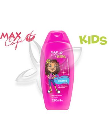 Shampoo 250ml - Kids - Max Capi
