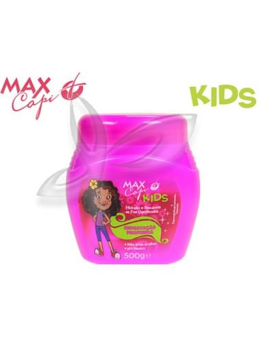 Hidratação 500grs - Kids - Max Capi