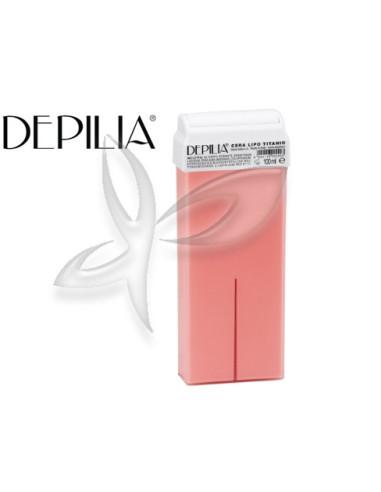 Roll-on Rosa Depilia 100 ml - Pele Sensível Desc