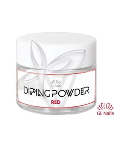 Dipping Powder Red 25g Gl Nails