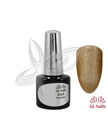 "Verniz Gel ""Espinho"" 8ml Verniz Gel   GLNAILS  Gl Nails"