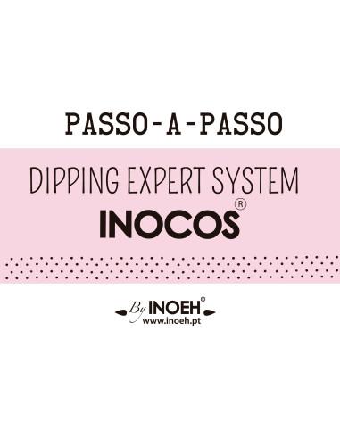4 - Finish Gel 11ml Dipping System Inocos Dipping Inocos ( Pó de Imersão) Inocos