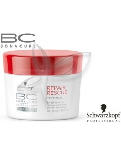 Máscara Repair Rescue 200ml Bonacure Schwarzkopf |  Repair Rescue