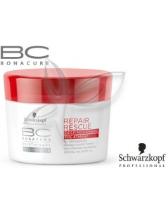 Máscara Repair Rescue Nutrição Intensiva 200ml Bonacure Schwarzkopf |  Repair Rescue