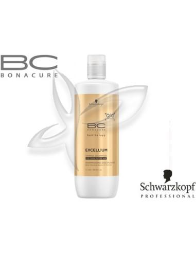 Champô de Controlo Oil Miracle 1000ml Excellium Bonacure Schwarzkopf