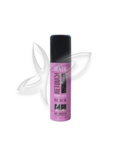 Spray Corretor de Raízes 75ml - Preto - Hair Retouch | Maquiagem para Cabelo