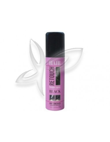 Spray Corretor de Raízes 75ml - Preto - Hair Retou