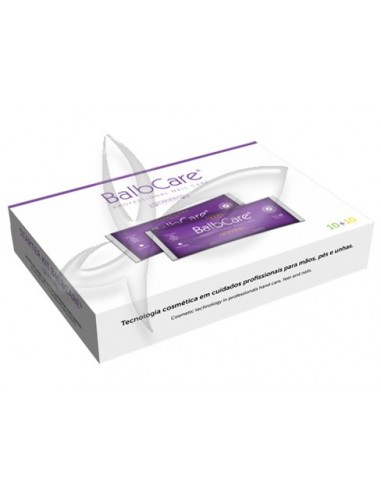 BalbCare Starter Kit 20un Pedicure - BalbPharm Institute Descartáveis Manicure/Pedicure