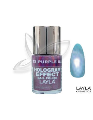 Verniz Hologram 06 Mermaid Spell 10ml Layla desc