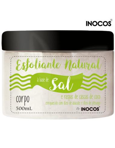 Esfoliante Corporal Sal 500ml Inocos Estética Inocos