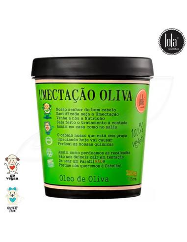 Lola Máscara Umectação Oliva 200g