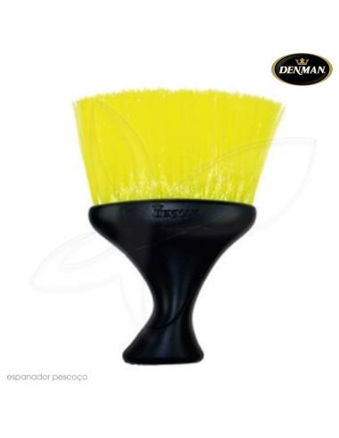 Espanador Pescoço Pêlo Amarelo Denman