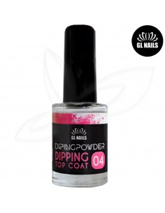 Top Coat – Passo 4 Dipping Powder 50 ml Gl Nails   Gl Nails
