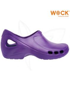 Everlite Púrpura Calçado Profissional WOCK | Wock Calçado Profissional