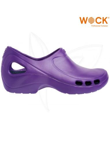 Everlite Púrpura Calçado Profissional WOCK Wock Calçado Profissional  WOCK