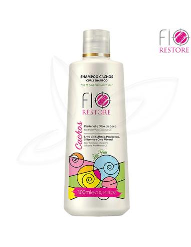 Shampoo Cachos 300ml - Fio Restore Cachos Fio Restore