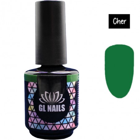 Verniz Gel 15ml - Cher- Gl Nails