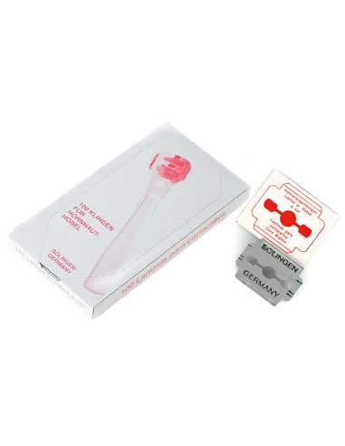 Lâminas Corta Calos - 100 unidades | Material de Manicure