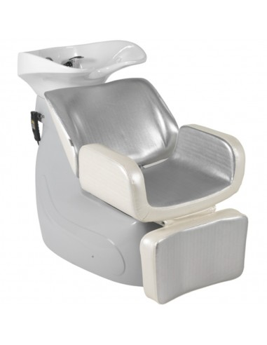 Rampa de lavagem Carrera c/ pousa-pés Eléctrica Rampa de Lavagem ACB Mobiliário