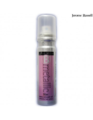 Spray de Cor B Metallic 75ml - Jerome Russell desc Coloração Outlet