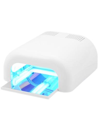 Lâmpada UV com temporizador Catalisador Led Unhas | Lampadas UV