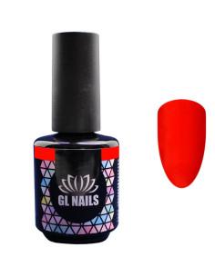 Verniz Gel 15ml Butterfly Neon - Gl Nails   Gl Nails