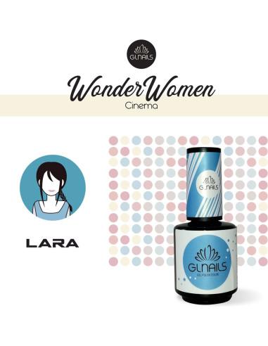 Verniz Gel Gl Nails - Lara Coleção Wonder Women 15