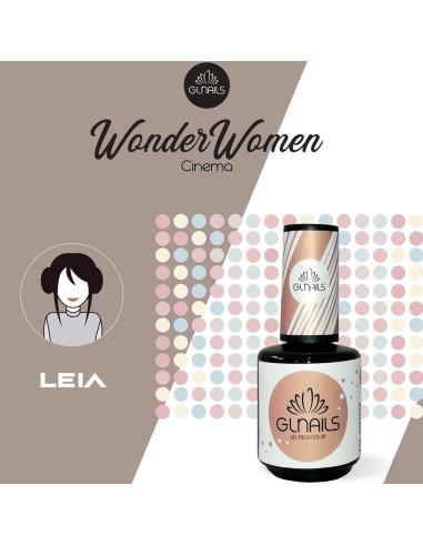 Verniz Gel Gl Nails - Coleção Wonder Women LEIA 15