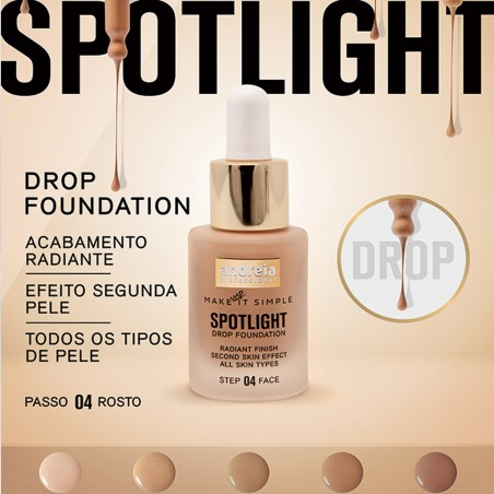Base Spotlight 14ml - Andreia Makeup Rosto Andreia Higicol