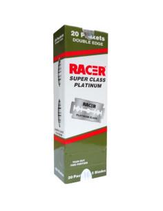 Lâminas Barbear - Platinum - Racer | Lamina para navalha