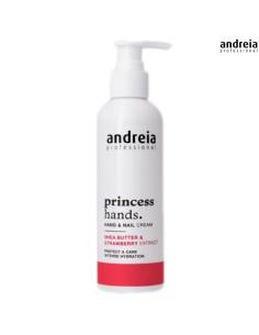 Creme Mãos 200ml - Princess Hands - Andreia Andreia Profissional Andreia Higicol