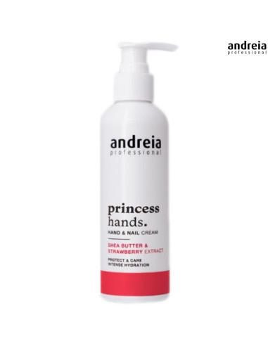 Creme Mãos 200ml - Princess Hands - Andreia