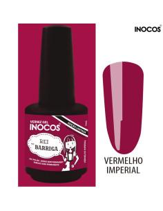 Rei na Barriga Verniz Gel 15ml - Colecção Maria Cachucha - Inocos | INOCOS Verniz Gel