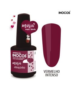 Maria Abracinho Verniz Gel 15ml - Coleção Maria Meu Amor - Inocos | INOCOS Verniz Gel