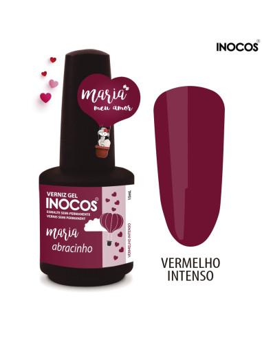 Maria Abracinho Verniz Gel 15ml - Coleção Maria Meu Amor - Inocos