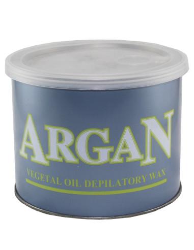 Lata Óleo de Argan 400 ml des Latas Cera 400ml e 500ml